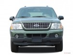 "2005 Ford Explorer 4-door 114"" WB 4.0L XLT Front Exterior View"