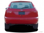 2005 Ford Focus 5dr HB ZX5 SES Rear Exterior View