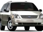 2005 Ford Freestar Cargo Van