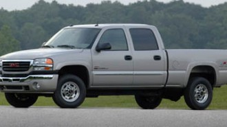 2005 GMC Sierra 2500HD Work Truck