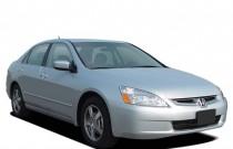 2005 Honda Accord Hybrid IMA AT Angular Front Exterior View