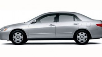 2005 Honda Accord Sdn LXV6