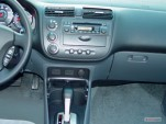 2005 Honda Civic Sedan EX AT SE Instrument Panel
