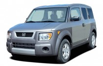 2005 Honda Element 4WD EX AT Angular Front Exterior View