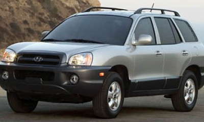 2005 Hyundai Santa Fe Photos
