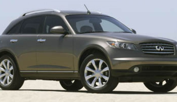 2005 infiniti fx35 review ratings specs prices and. Black Bedroom Furniture Sets. Home Design Ideas