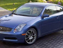 2005 Infiniti G35 Coupe 