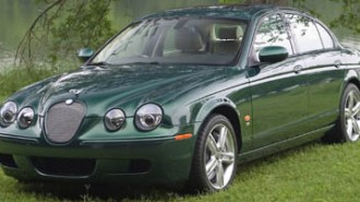 2005 Jaguar S-TYPE R