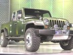2005 Jeep Gladiator concept
