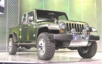 2005 Detroit Auto Show, Part I