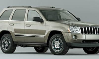 2005 Jeep Grand Cherokee Photos