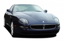 2004 Maserati Coupe 2-door Coupe Cambiocorsa Angular Front Exterior View