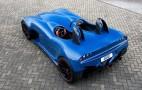 Wiesmann Spyder Concept: 2011 Geneva Motor Show