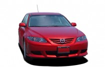 2005 Mazda MAZDA6 5dr Sport Wagon s Auto Angular Front Exterior View