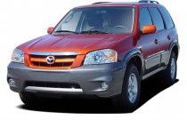 2005 Mazda Tribute 3.0L Auto s Angular Front Exterior View