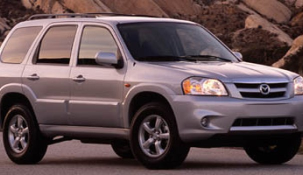 2005 mazda tribute review ratings specs prices and. Black Bedroom Furniture Sets. Home Design Ideas