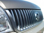 "2005 Mercury Mountaineer 4-door 114"" WB Luxury AWD Grille"