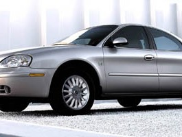 2005 Mercury Sable GS