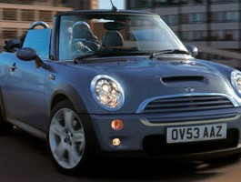2005 MINI Cooper Convertible S