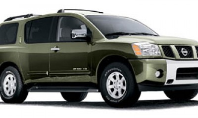 2005 Nissan Armada Photos