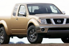 2005 Nissan Frontier 2WD XE