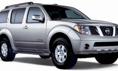 2005 Nissan Pathfinder Photos