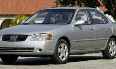 2005 Nissan Sentra Photos