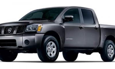 2005 Nissan Titan Photos