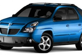 2005 Pontiac Aztek 