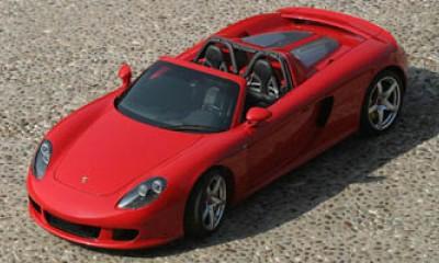 2005 Porsche Carrera GT Photos