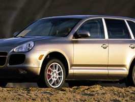 2005 Porsche Cayenne Turbo