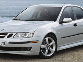 2005 Saab 9-3 Linear