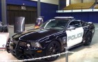 Transformer Auctioned: 2005 Saleen Mustang 'Barricade'