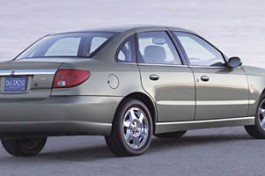 2005 Saturn L-Series 
