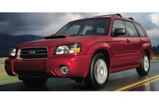 2005 Subaru Forester (Natl) X
