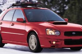 2005 Subaru Impreza Wagon (Natl) WRX