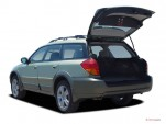 2005 Subaru Legacy Wagon (Natl) Outback 3.0 R L.L. Bean Edition Trunk