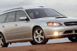 2005 Subaru Legacy Wagon (Natl) GT