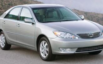 Toyota Recalls 420,200 Toyota & Lexus Models From 2004-2006