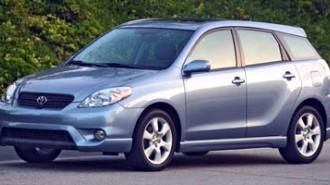 2005 Toyota Matrix STD