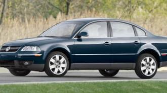 2005 Volkswagen Passat Sedan GL