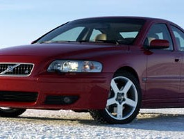 2005 Volvo S60 R