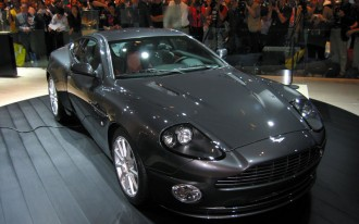 2005 Aston Martin V12 Vanquish: What's New