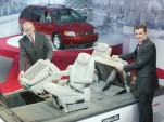 Chrysler Revamps Minivan Seats