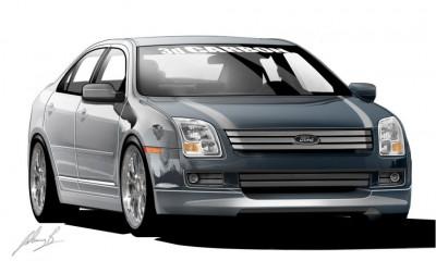 2005 Ford Fusion Photos
