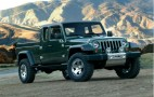 Jeep Wrangler pickup not due until late 2019