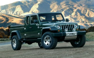 Jeep Wrangler Pickup Confirmed: Future Rival To The Ford Ranger?