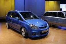 2005 Opel Zafira OPC, Geneva Motor Show
