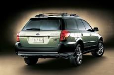 2005 Subaru Outback Rear