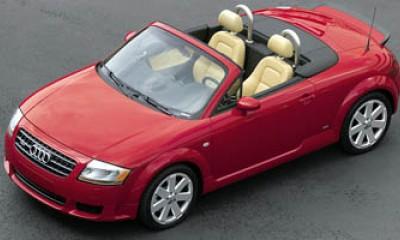2006 Audi TT Photos